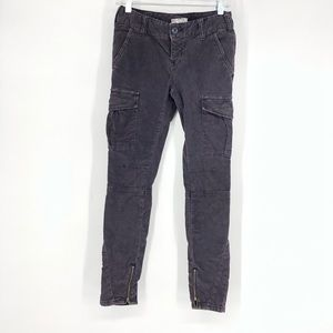 Free People skinny Moto corduroy Jeans